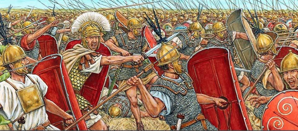 Las Guerras Púnicas – Eolapaz